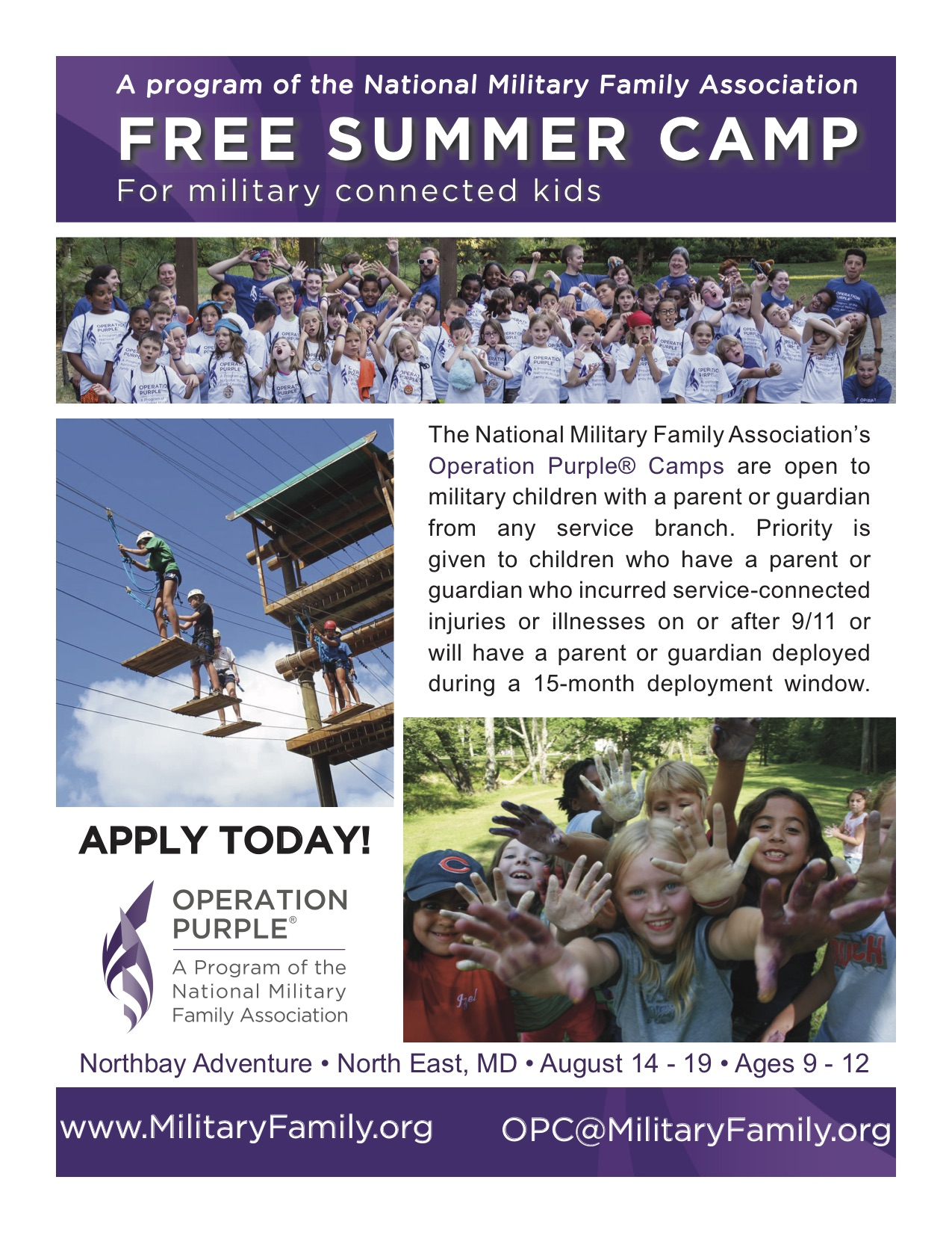 OPC-2016 Camp Flyer-MD